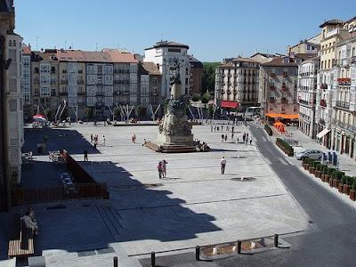 Vitoria-Gasteiz España plaza