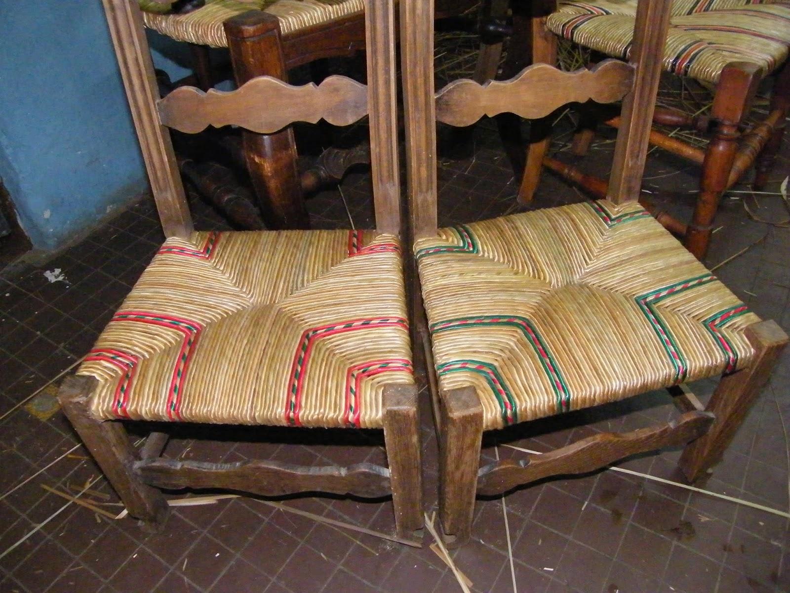 normandie cannage restaurer des chaises enfant avec des paillages en couleur. Black Bedroom Furniture Sets. Home Design Ideas
