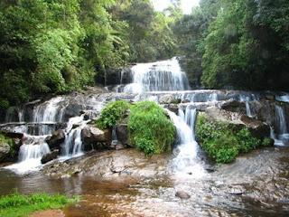 vattakanal falls in kodaikanal