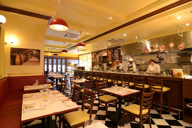 Yeast, French Cuisine for Dinner, Bangsar