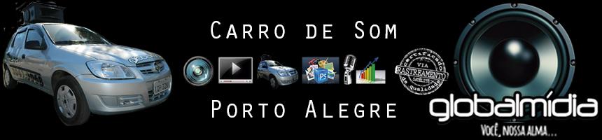 Carro de Som em Porto Alegre