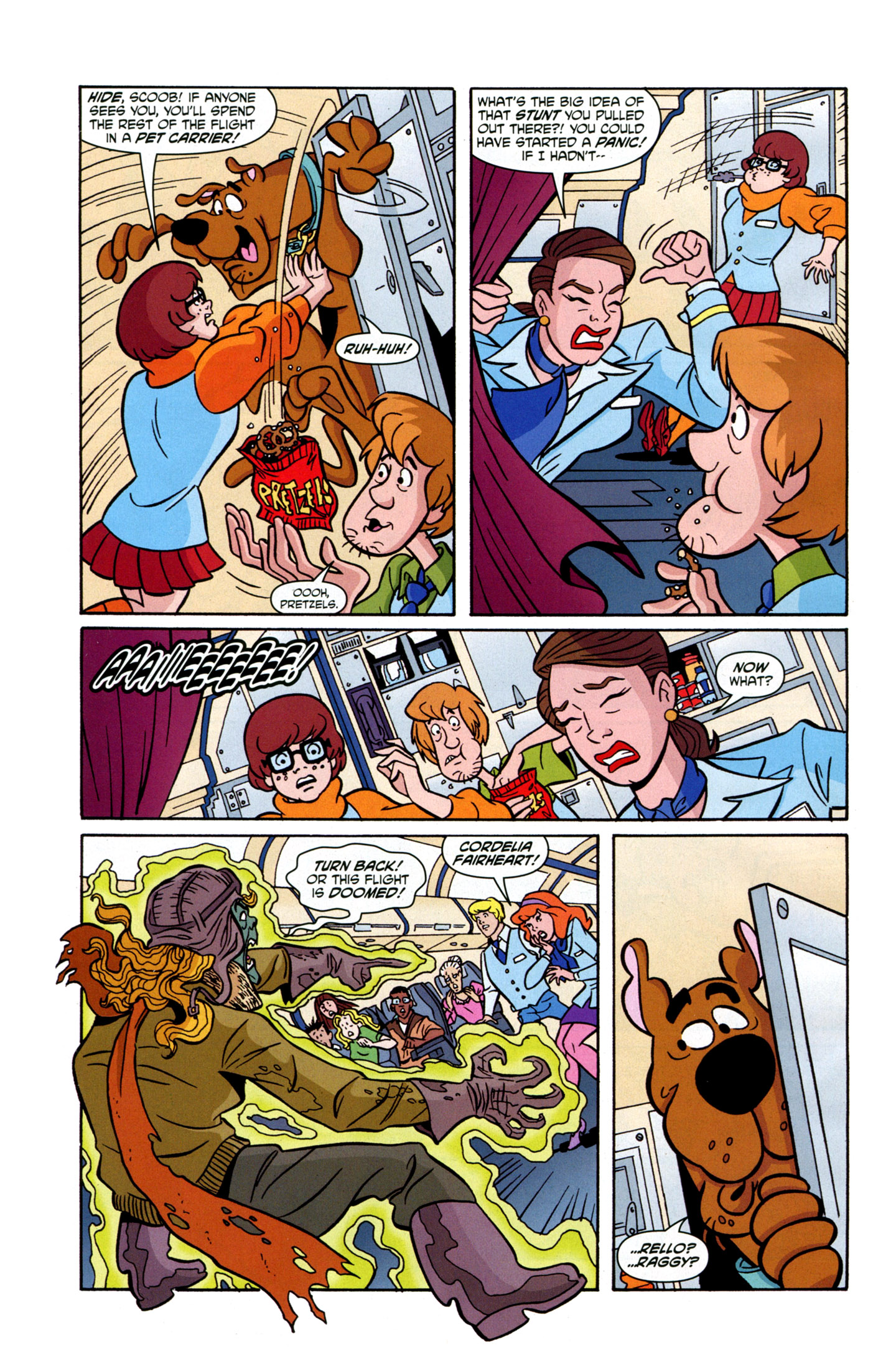 Read online Scooby-Doo: Where Are You? comic -  Issue #18 - 6