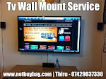 Tv Wall Mount & Home Cinema