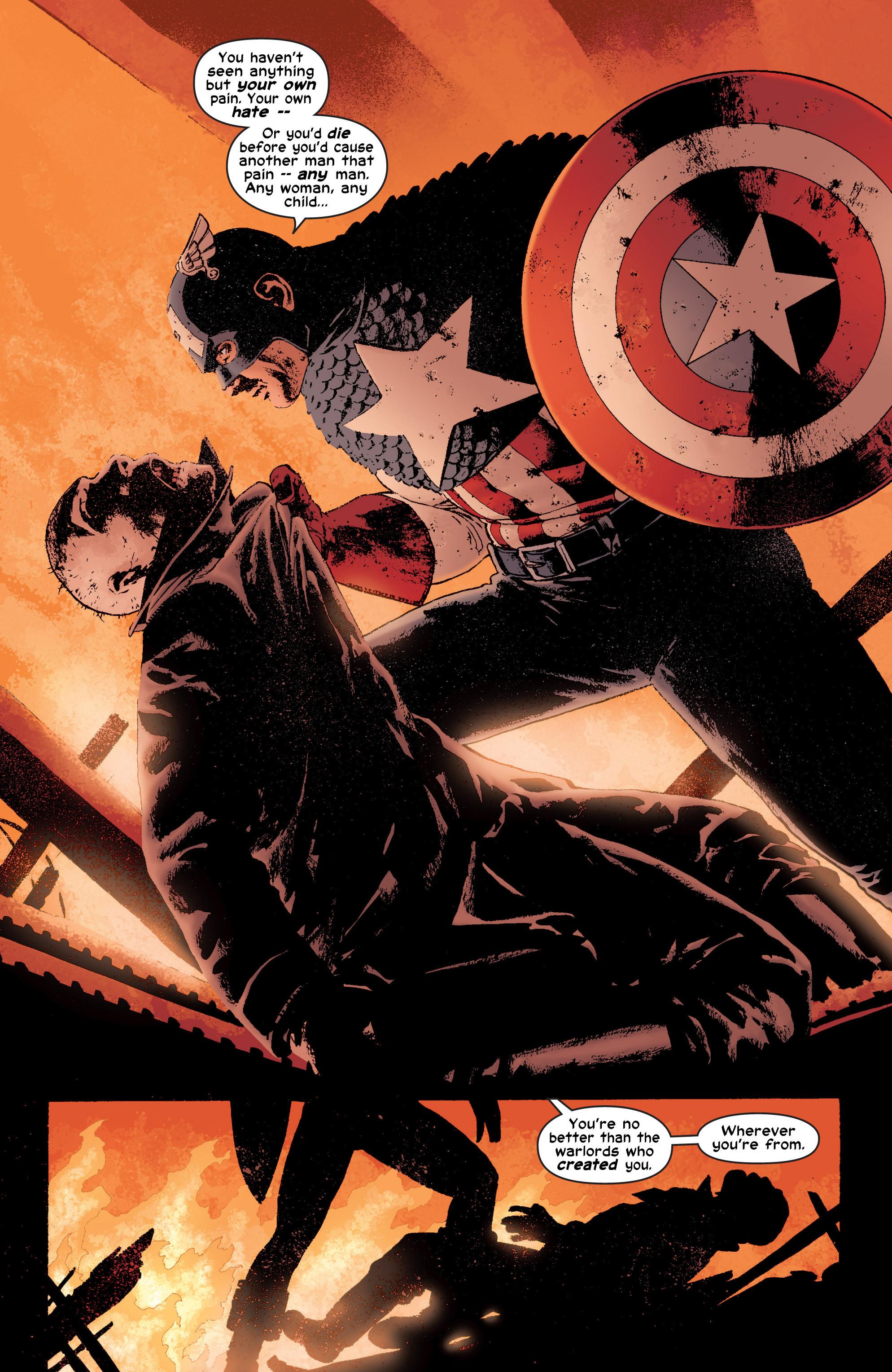 Captain America (2002) Issue #6 #7 - English 22