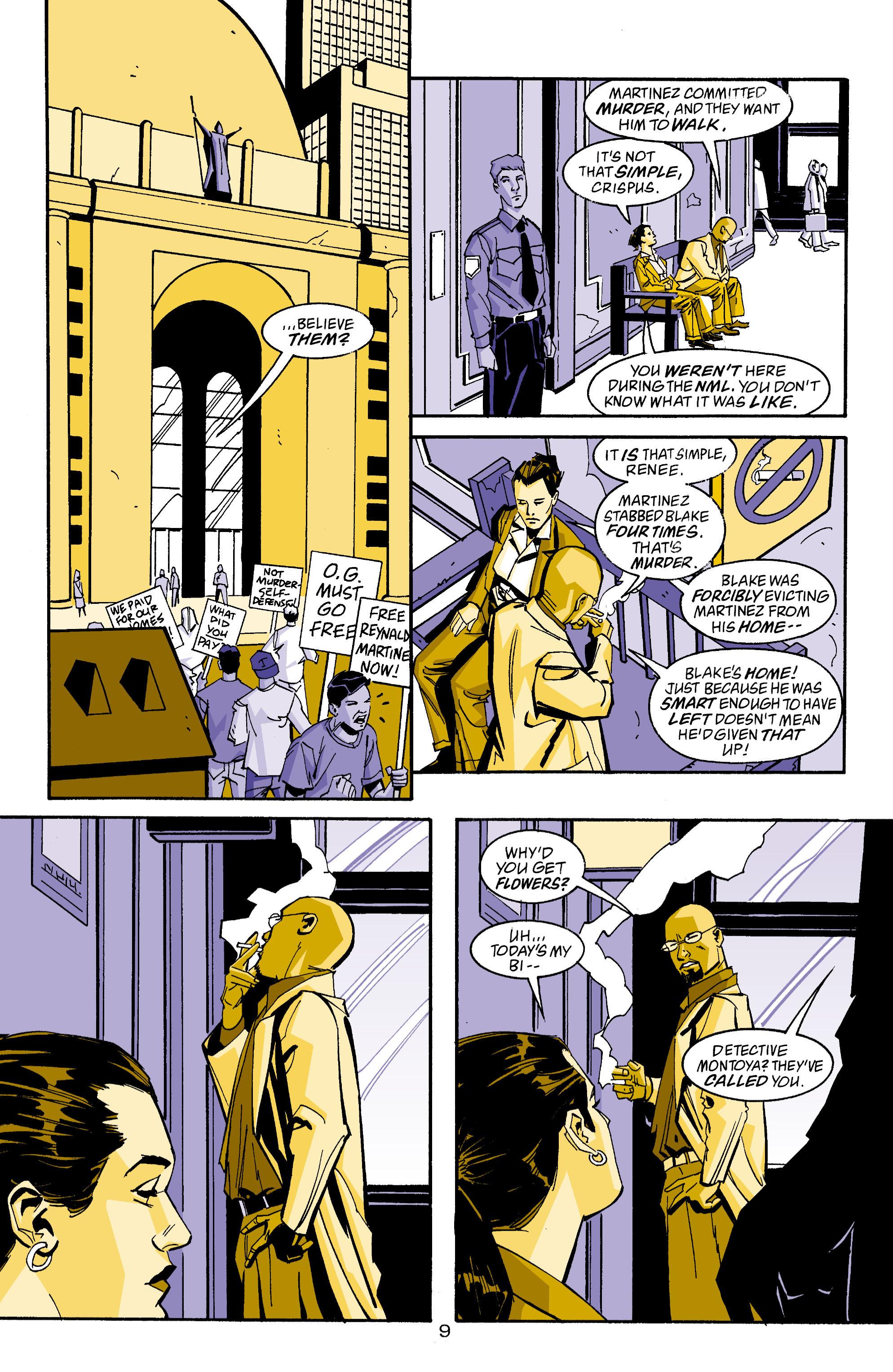 Detective Comics (1937) 747 Page 9