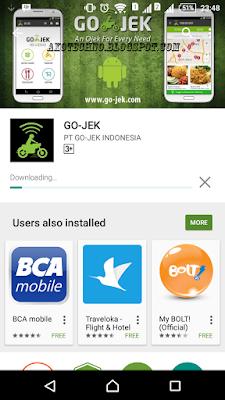 Cara Menggunakan Aplikasi GO-JEK