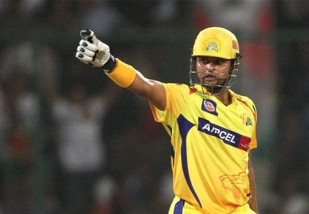 I have enjoyed batting with Hussey: Suresh Raina ~ Indian ...