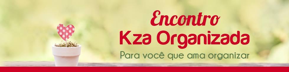 Encontro Kza Organizada - Personal Organizer BH