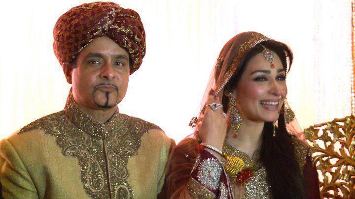 Pakistani reema wedding