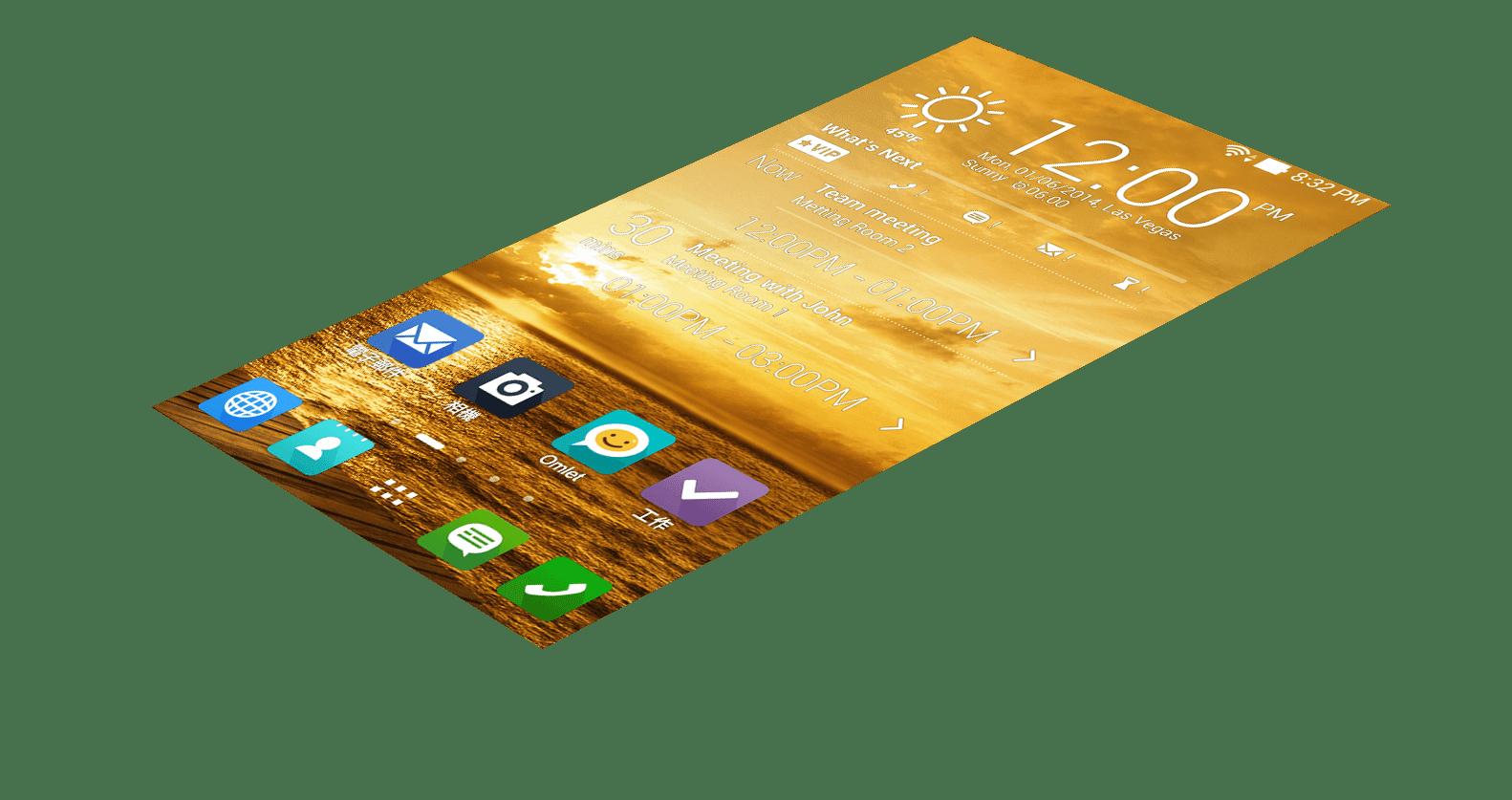 Smartphone Android ZenFone 4