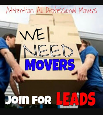 WE NEED MOVERS!