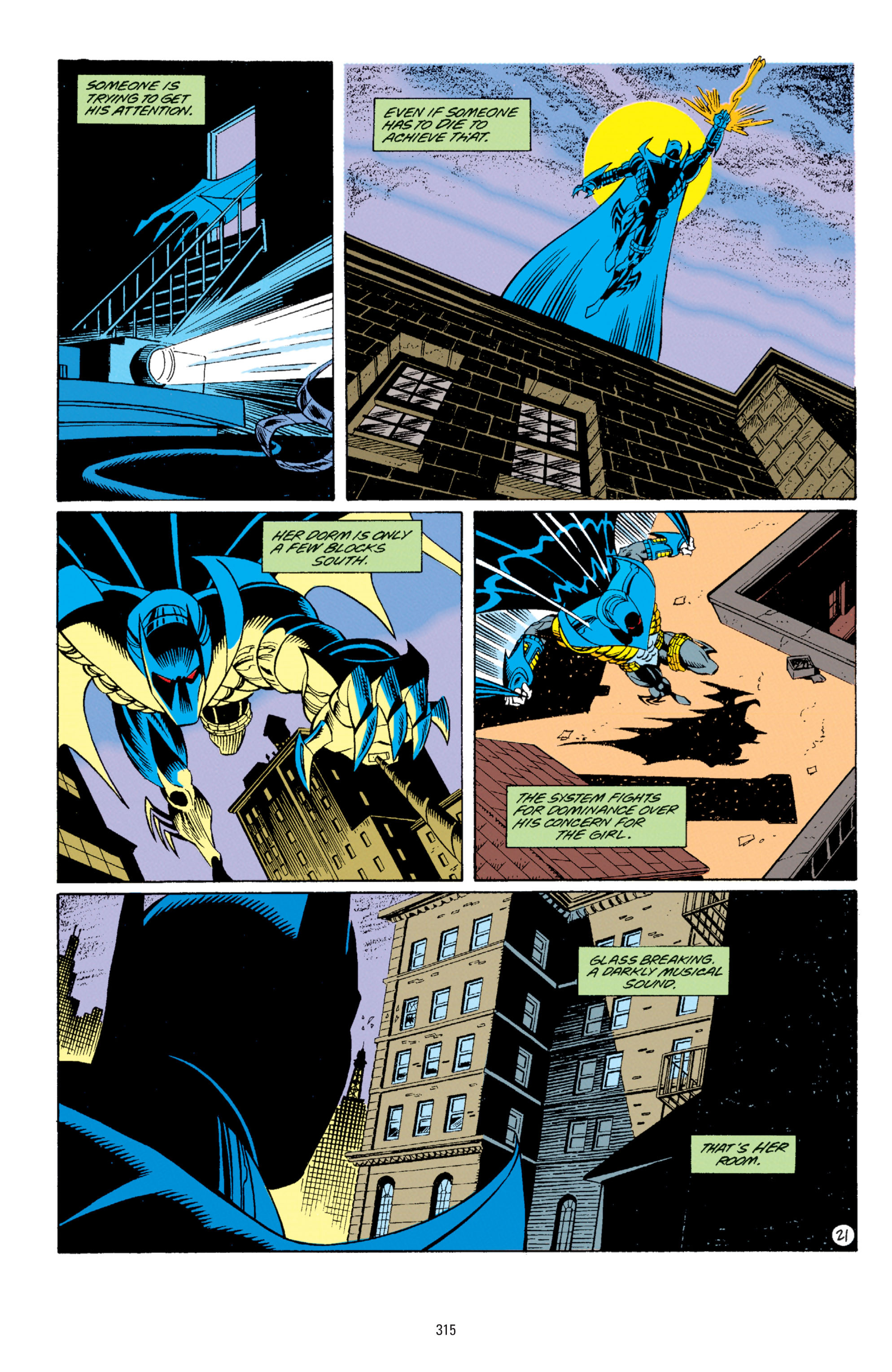 Detective Comics (1937) Issue #671 Page 22