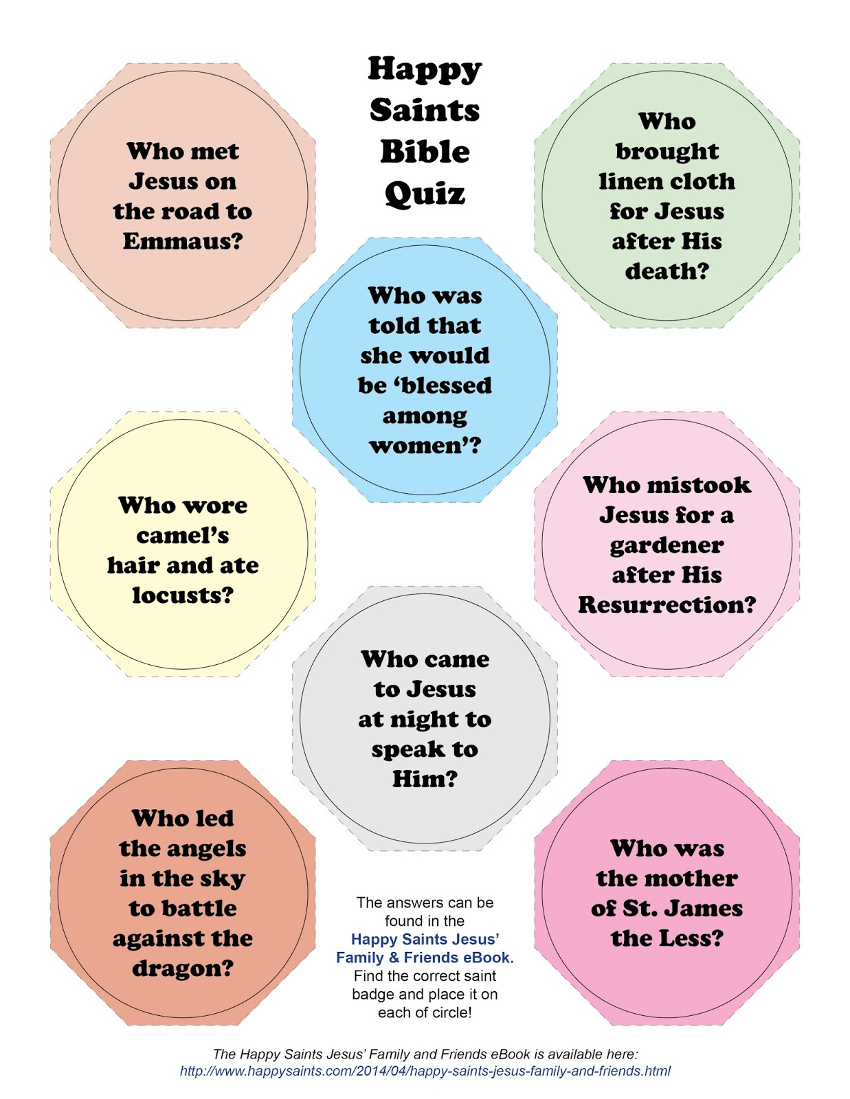 bible quiz The hebrew bible is hardly bound by its covers it has inspired significant commentary and criticism how much do you.