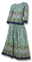 Top Skirt Hand Embroidery Garments for Girls