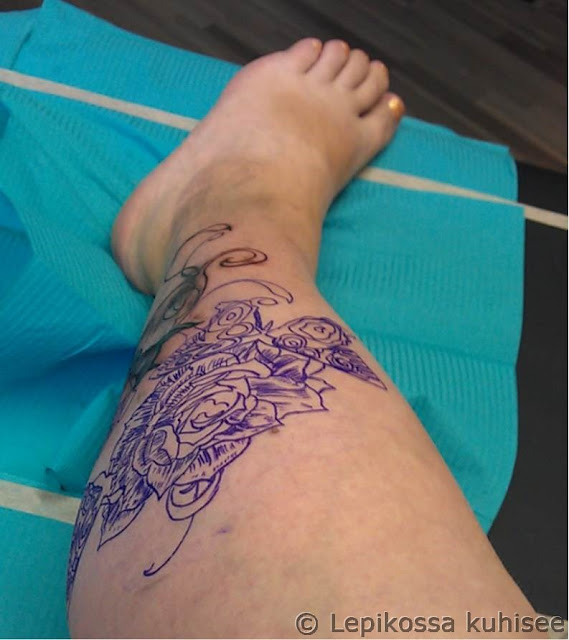 tatuoinnin hinta tiukkaan pilluun