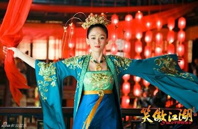 Hình Ảnh Diễn Viên Phim Tân Tiếu Ngạo Giang Hồ 2013