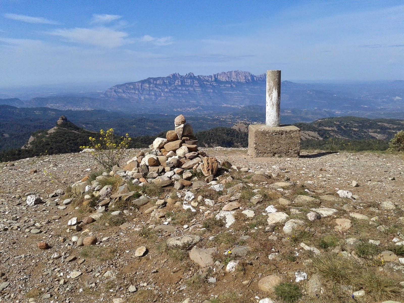 Turó de les Tres Creus (El repte dels 100 cims)