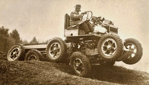 4. Mobil 10 Roda