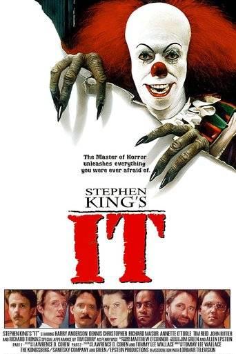 Stephen King's It (1990) tainies online oipeirates