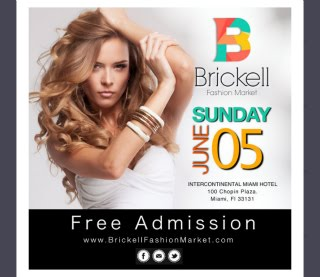 Snappin Events: Brickell Fashion Show & Shopping Spree!