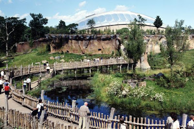 Visit Leipzig Zoo of the future