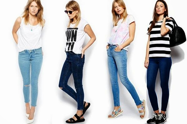 In which summer season, you have seen the Skiny jeans summer trend 2014  dresses at biggest festival on Eid. Skiny jeans summer trend 2014 dresses  are very ...
