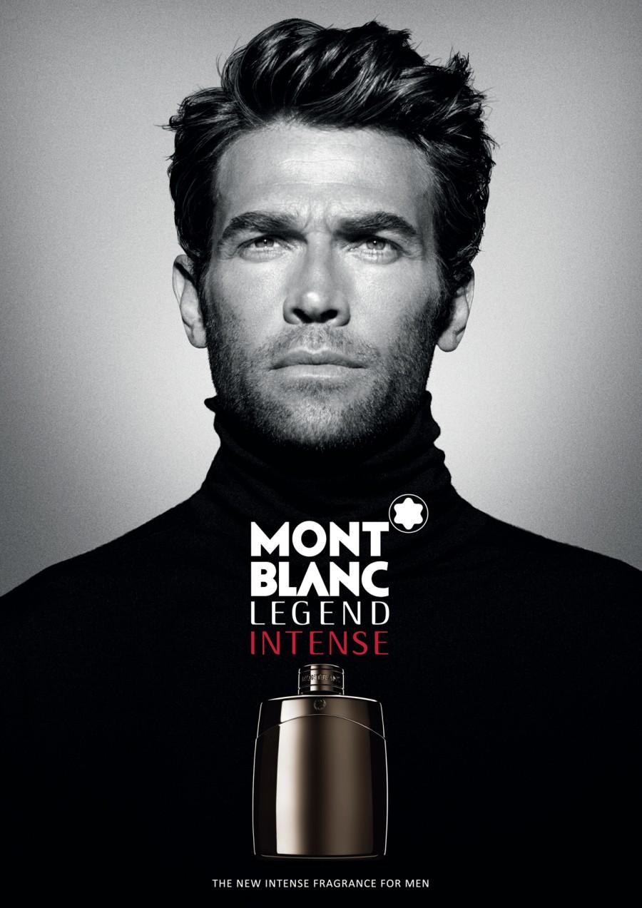 Resultado de imagem para Montblanc Legend Intense Eau de Toilette 100ml