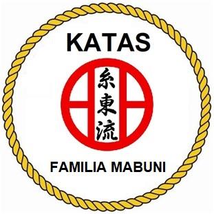 KATAS SHITO RYU FAMILIA MABUNI