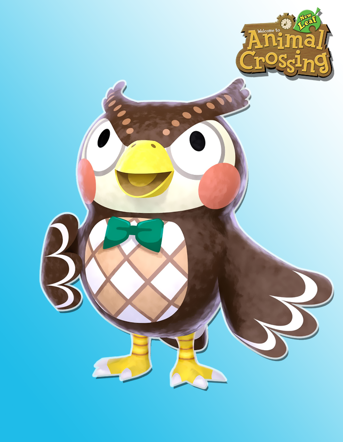 Game Art X Animal Crossing New Leaf Images