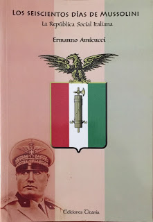 Los seiscientos días de Mussolini