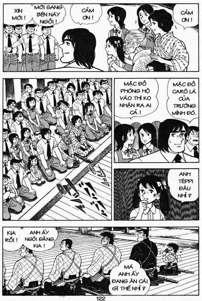 Siêu quậy Teppi chap 43 - Trang 41