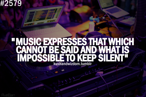 quotes about music and love - photo #34