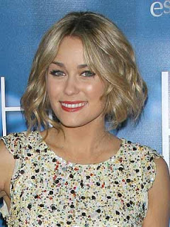 lauren conrad short hair braid
