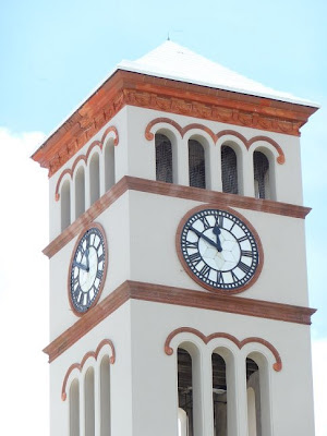 Session House (House of Assembly) Hamilton Bermuda - Orologio