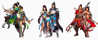 game nhập vai Long Thần có nhiều điểm khác biệt và được tối ưu hóa nhằm thỏa mãn tính khám phá vô cùng tận của game thủ.