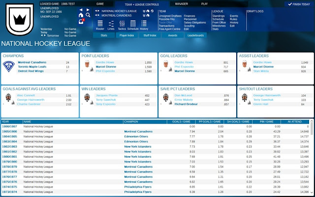 Franchise Hockey Manager 2 Download Photo
