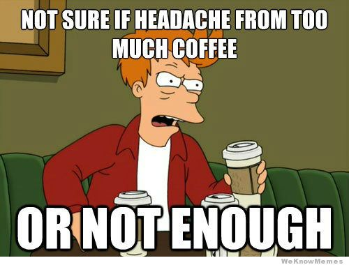 When I Drink Coffee My Pee Smells Like Coffee