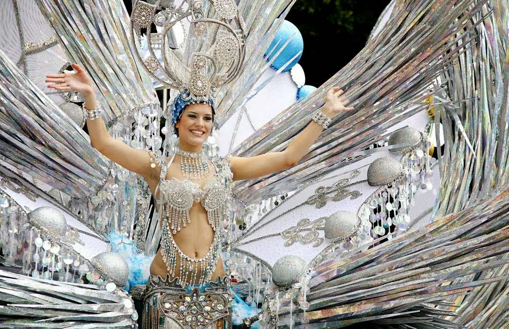 El Carnaval de Santa Cruz de Tenerife