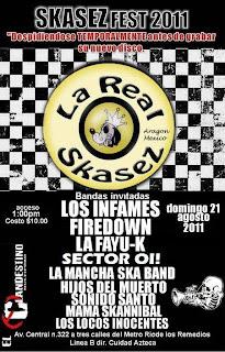 Skazes Fest 2011 En El Clandestino