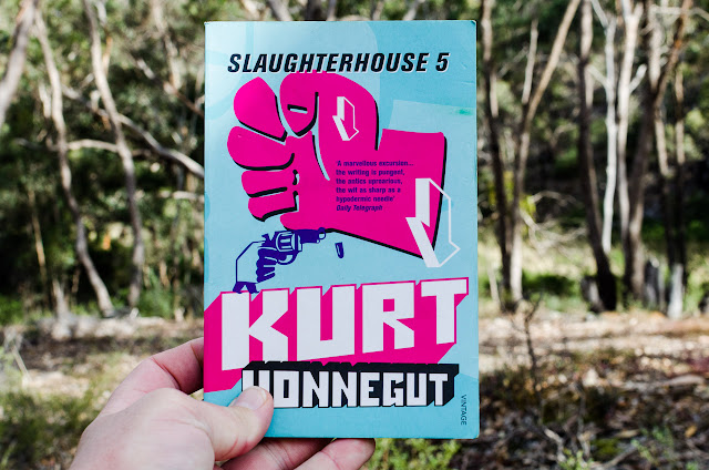 the book slaughterhouse-five by kurt vonnegut