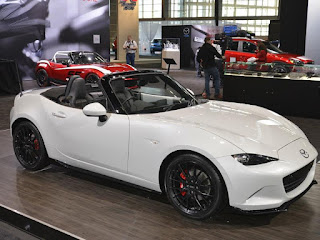 Tolles Auto 2015 Mazda MX-5 Miata Grand Touring Design und technische Daten