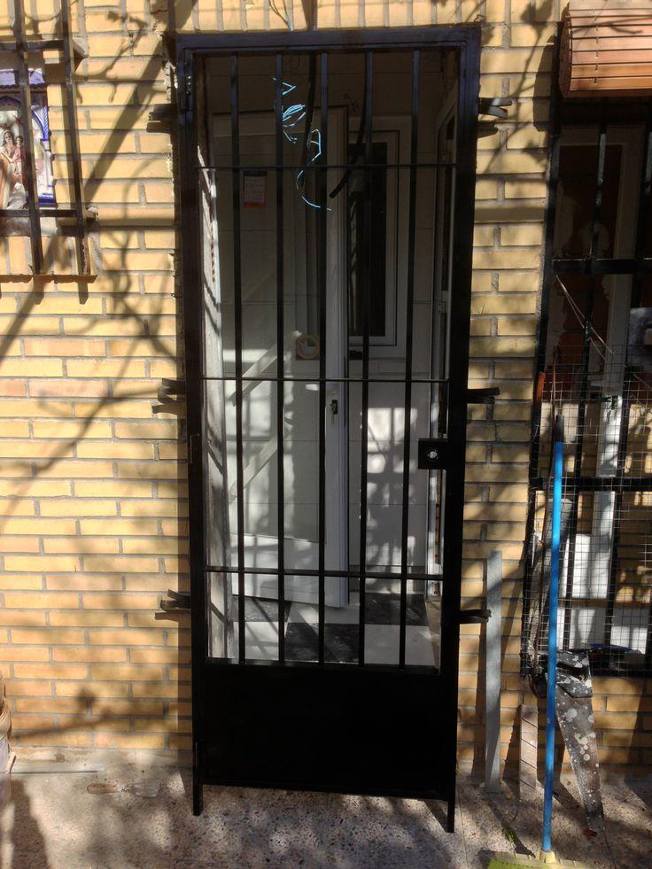 Herrer a mixquiahuala de juarez hidalgo for Puertas de herreria para interiores