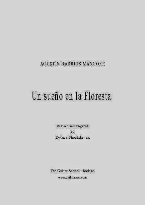 un sueno en la floresta pdf
