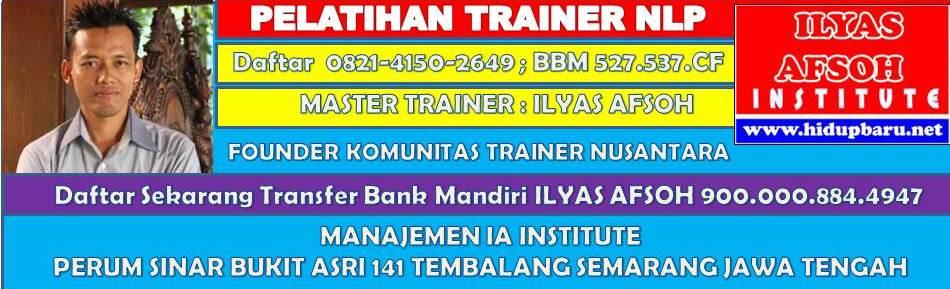 Sertifikasi Trainer NLP 0896-1065-9643 [TRI & WA]