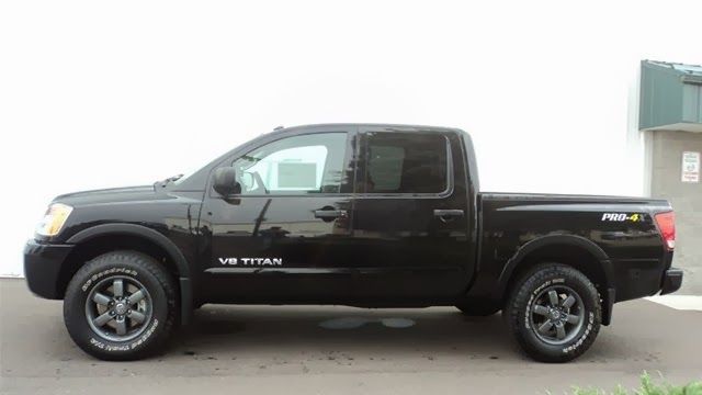 2016 Nissan Titan Diesel The titan is a bit outdated of