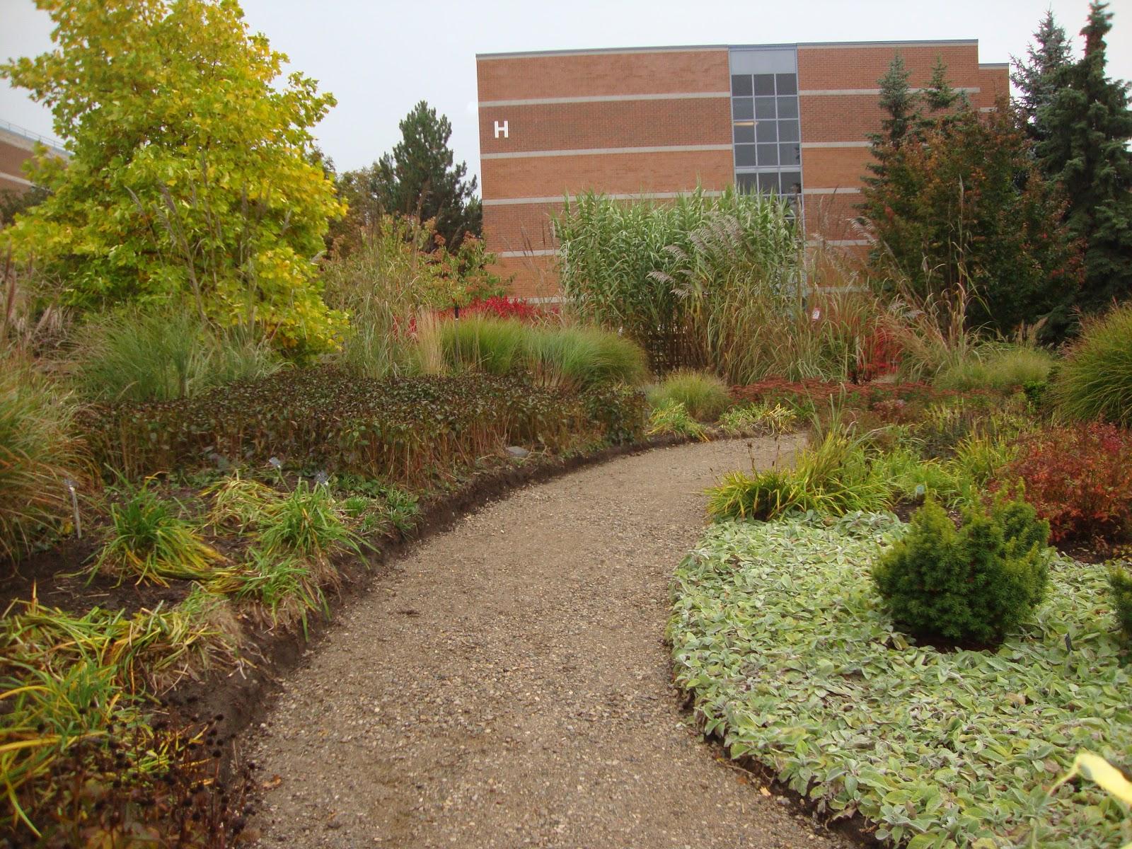 The Gardens of Fanshawe College