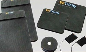 Wireless Charger Specially for iPad computers & Mobile Phones  WITRICITY company of MIT