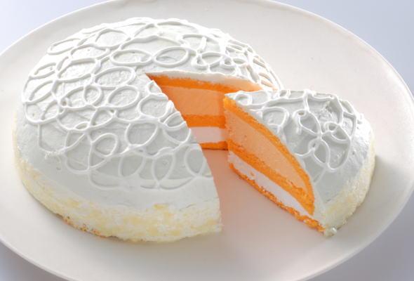 Melon Cake Makeup