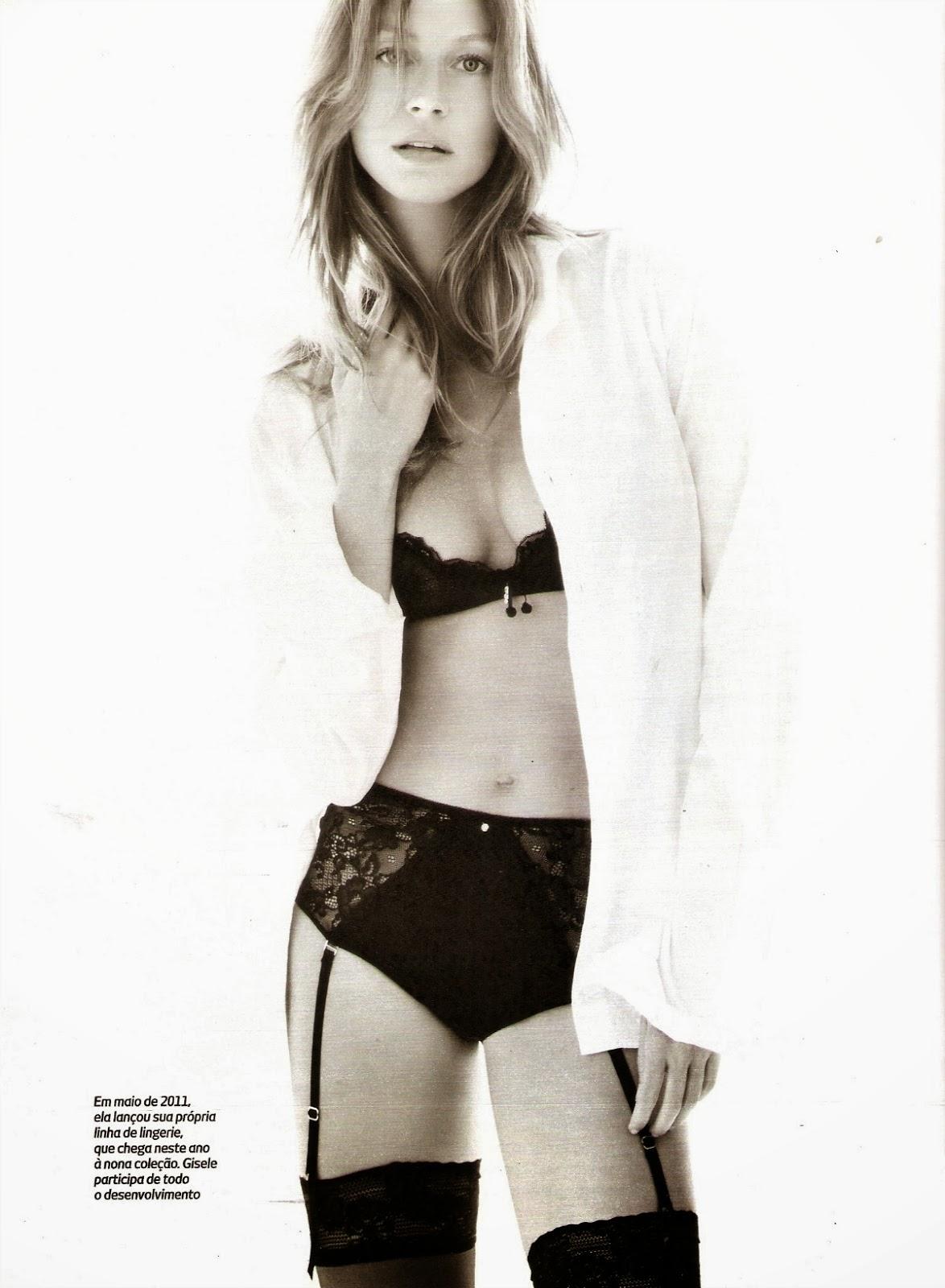 NOVA Cosmopolitan - Setembro 2013 | Fashion Spoiler Gisele Bundchen