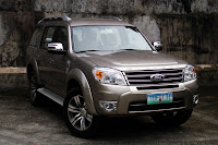 Review: 2012 Ford Everest 2.5 Limited